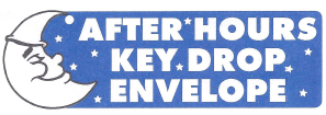 After Hours Key Drop logo